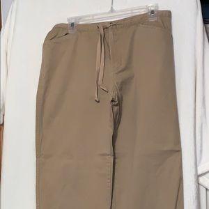 Abercrombie Khaki Pants. size 6.